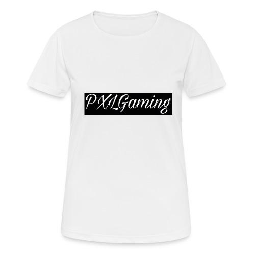 Einfaches Logo - Frauen T-Shirt atmungsaktiv