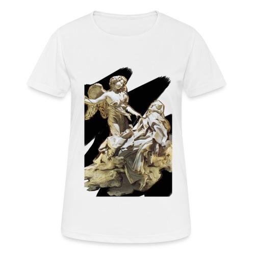Éxtasis de Santa teresa - Camiseta mujer transpirable
