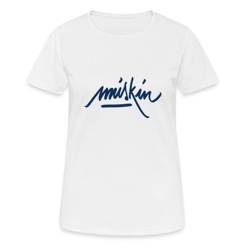 T-Shirt Miskin - T-shirt respirant Femme