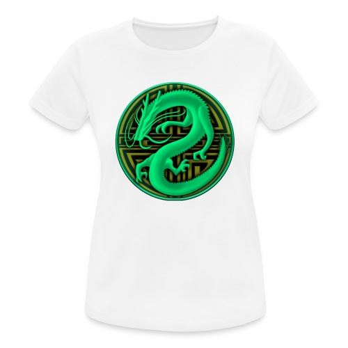 logo mic03 the gamer - Maglietta da donna traspirante