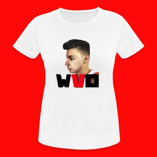 WVO OFFICIAL - Women's Breathable T-Shirt