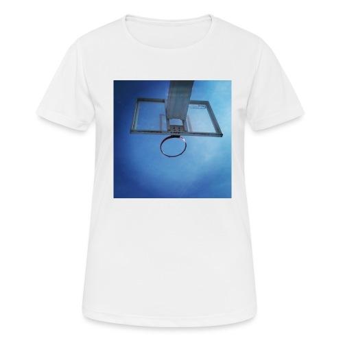 vida basket - Camiseta mujer transpirable