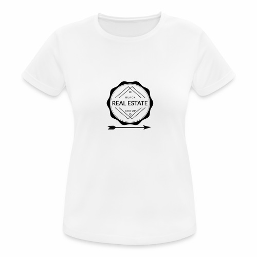REAL ESTATE. - Camiseta mujer transpirable