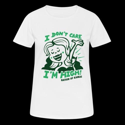 IDC - T-shirt respirant Femme