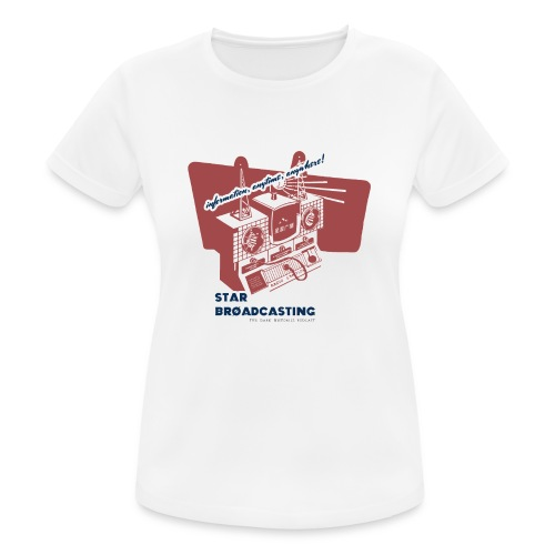numbers stations hi - Women's Breathable T-Shirt