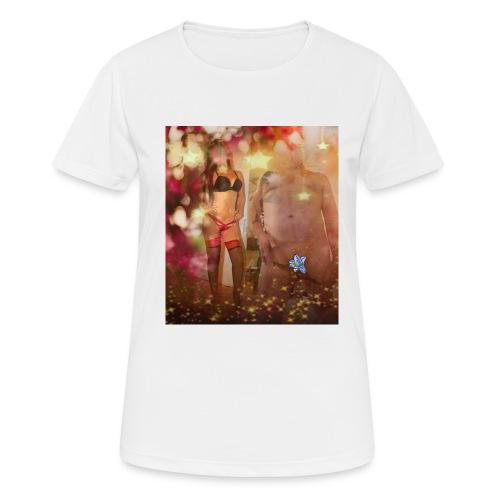 herbst Sinfonie - Frauen T-Shirt atmungsaktiv