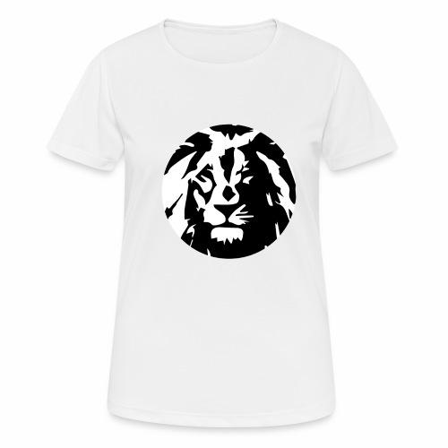 Lion Strength - Women's Breathable T-Shirt
