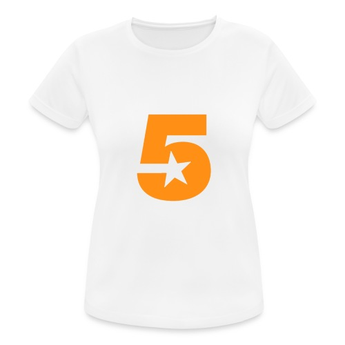 No5 - Women's Breathable T-Shirt