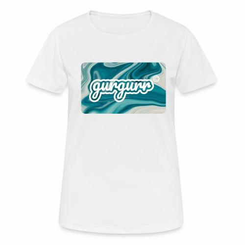 Flow Pigeon - Frauen T-Shirt atmungsaktiv