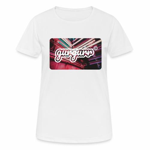 Street Pigeon - Frauen T-Shirt atmungsaktiv
