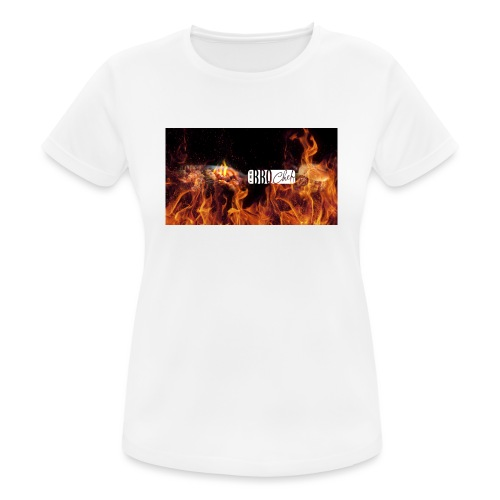 Barbeque Chef Merchandise - Women's Breathable T-Shirt