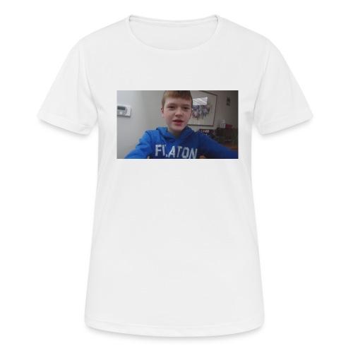 roel t-shirt - Vrouwen T-shirt ademend actief
