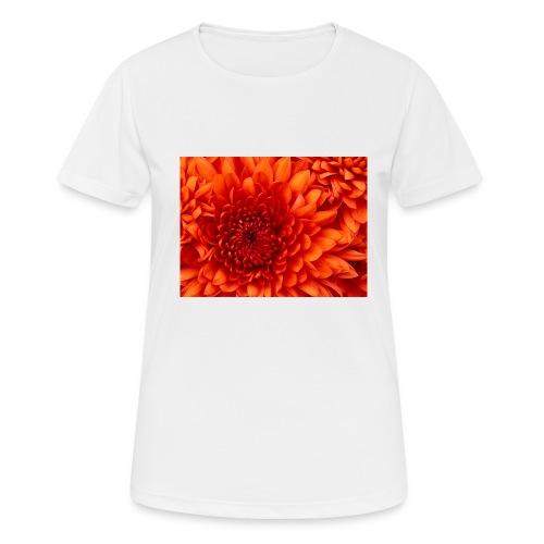 Chrysanthemum - Maglietta da donna traspirante