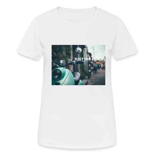KEMOT_ - Koszulka damska oddychająca