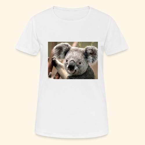 Koala - Frauen T-Shirt atmungsaktiv