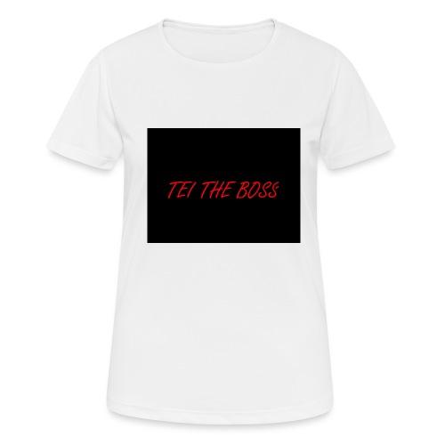BOSSES - Women's Breathable T-Shirt