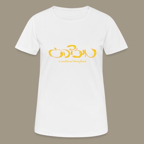 Edison 2018: A Medieval Demofeast T-SHIRTS & TOPS - Andningsaktiv T-shirt dam