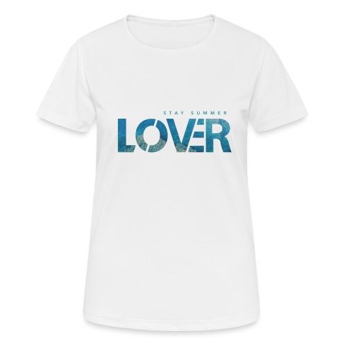 Stay Summer Lover - Maglietta da donna traspirante