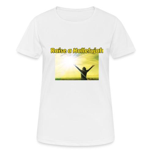 E2A1883E 90F3 41EE A546 DD94094C0142 - Dame T-shirt svedtransporterende