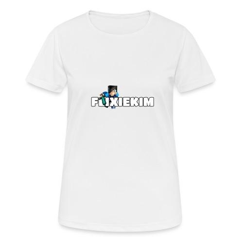 Flixiekim - Andningsaktiv T-shirt dam