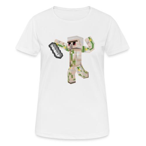 Starka GolemGamingYT - Andningsaktiv T-shirt dam