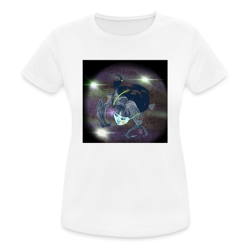 the Star Child - Women's Breathable T-Shirt