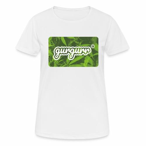 Hemp Pigeon - Frauen T-Shirt atmungsaktiv