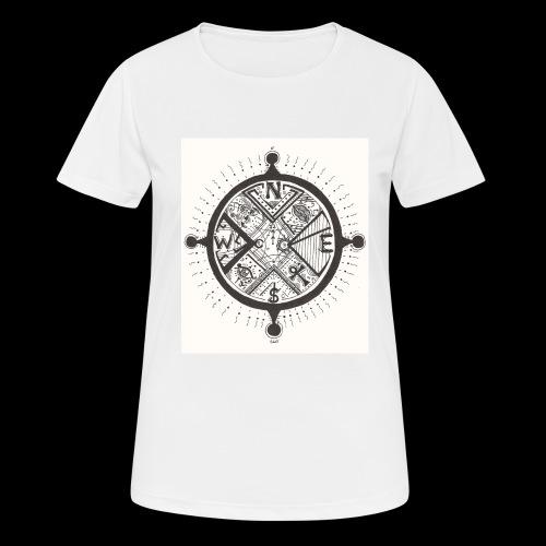 La Maison Des Mains Angel Cove - Women's Breathable T-Shirt