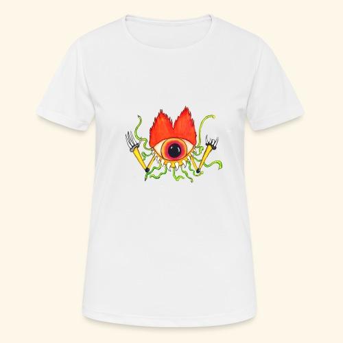 tentaculus - T-shirt respirant Femme