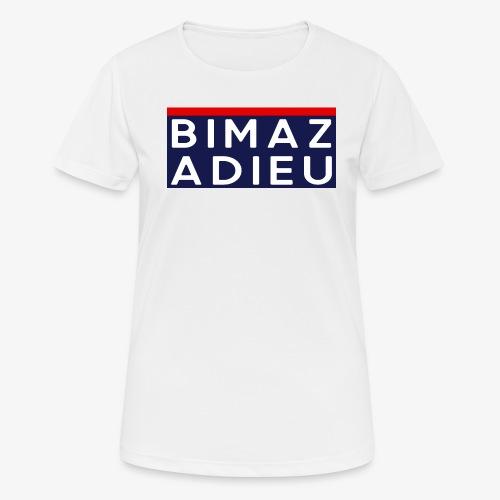 BIMAZ - Bester Innenminsiter Aller Zeiten - Frauen T-Shirt atmungsaktiv