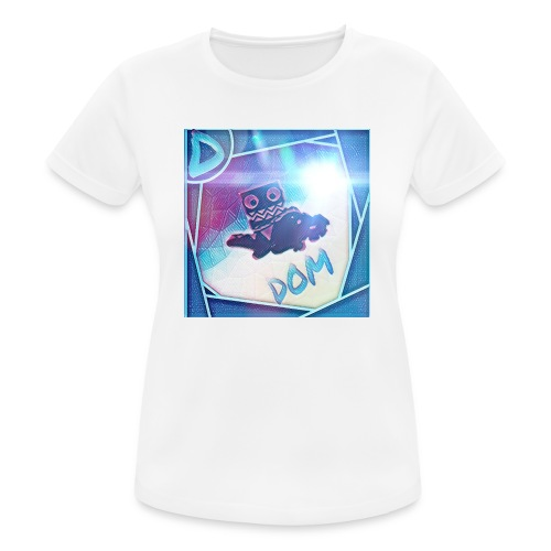 DOM - Women's Breathable T-Shirt