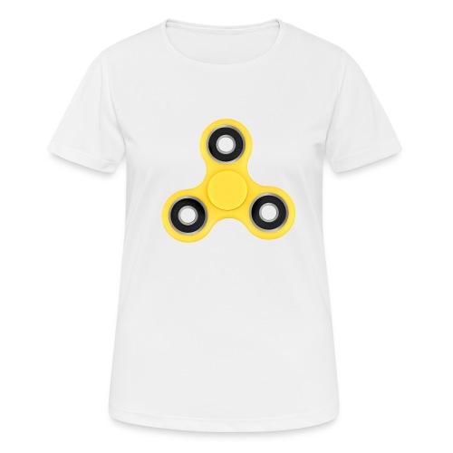 Hand Spinner - T-shirt respirant Femme
