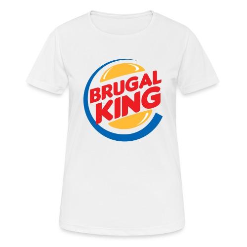 Brugal King - Camiseta mujer transpirable