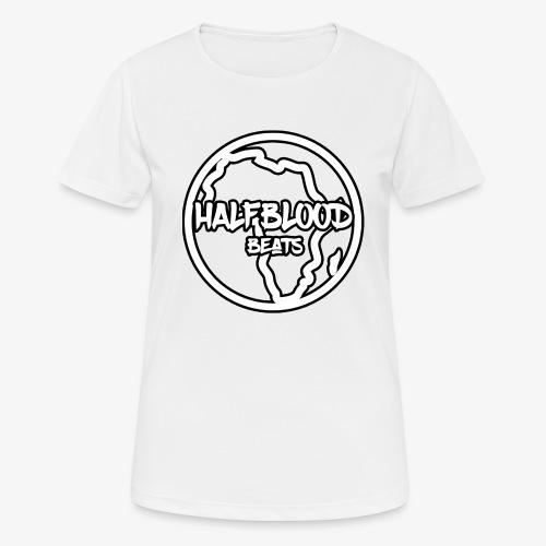 halfbloodAfrica - Vrouwen T-shirt ademend actief