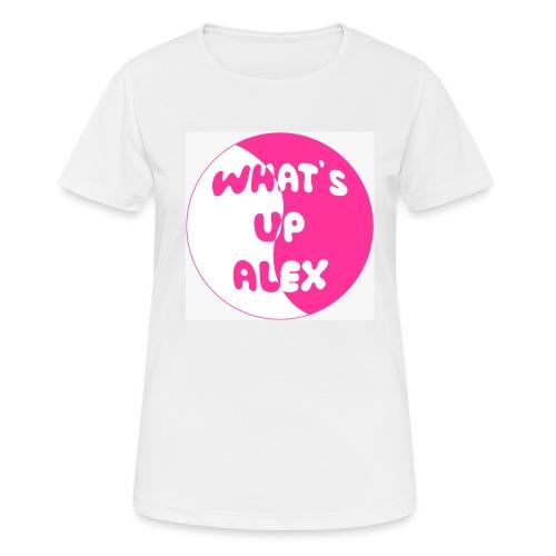 45F8EAAD 36CB 40CD 91B7 2698E1179F96 - Women's Breathable T-Shirt