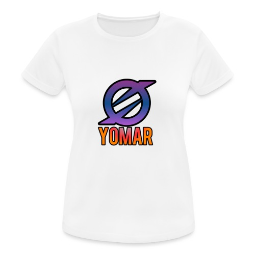 YOMAR - Women's Breathable T-Shirt