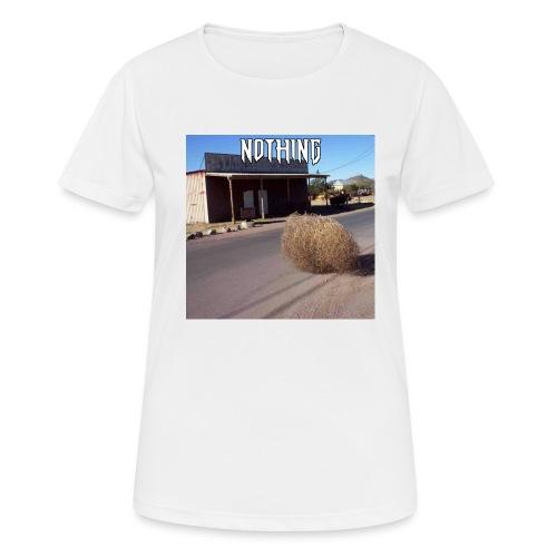 NOTHING - T-shirt respirant Femme
