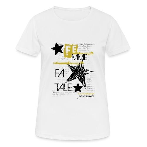 fatale - Maglietta da donna traspirante