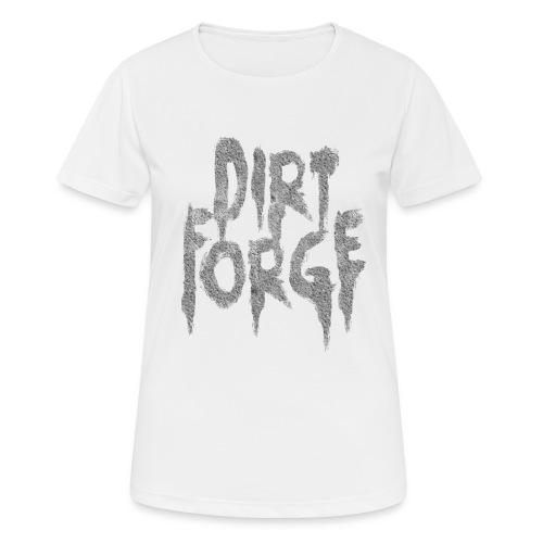 Dirt Forge Gravel t-shirt - Dame T-shirt svedtransporterende