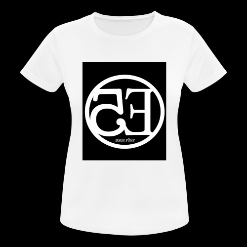 Egon2 - Andningsaktiv T-shirt dam