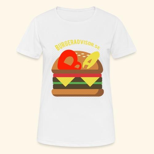 BA logolink200dpi - Women's Breathable T-Shirt