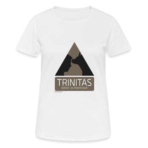 Trinitas Shirts - Dame T-shirt svedtransporterende