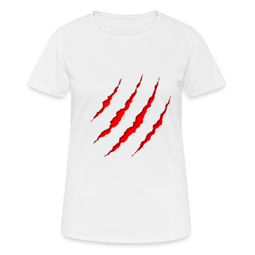 Scars - Dame T-shirt svedtransporterende