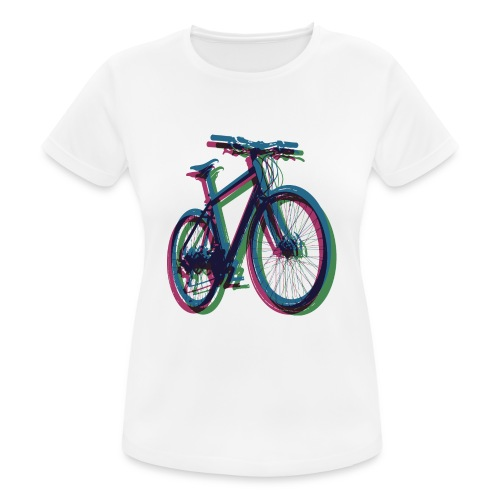 Bike Fahrrad bicycle Outdoor Fun Mountainbike - Women's Breathable T-Shirt