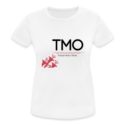 TMO Logo - Women's Breathable T-Shirt