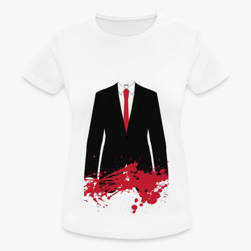 The Hitman - Stained - Women's Breathable T-Shirt