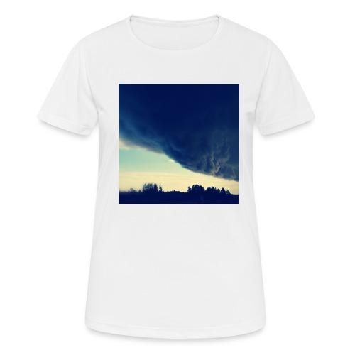 Be The Storm - naisten tekninen t-paita