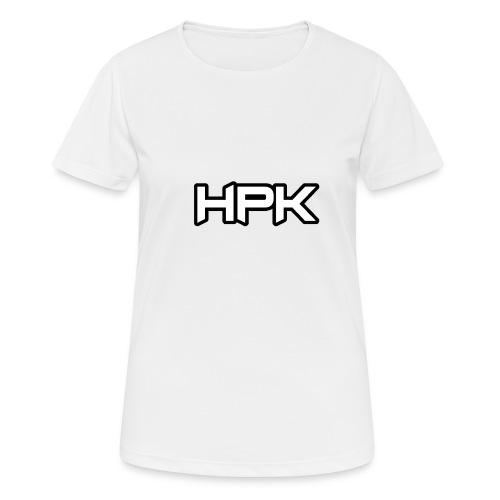 Het play kanaal logo - Vrouwen T-shirt ademend actief