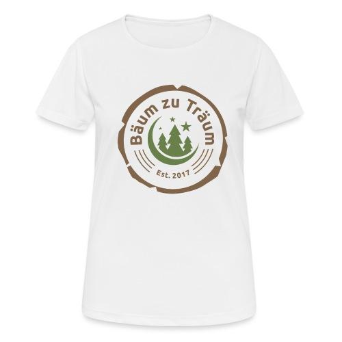 Bäum zu Träum - Frauen T-Shirt atmungsaktiv