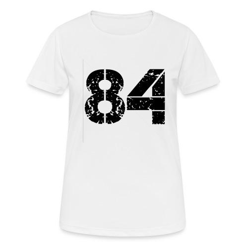 84 vo t gif - Vrouwen T-shirt ademend actief